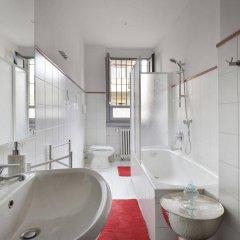 Отель At Home - Porta Romana Италия, Милан - отзывы, цены и фото номеров - забронировать отель At Home - Porta Romana онлайн ванная