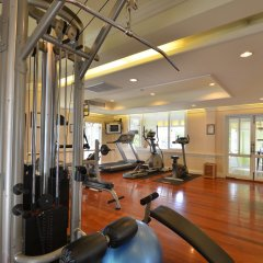Отель Wora Bura Hua Hin Resort and Spa фитнесс-зал фото 2