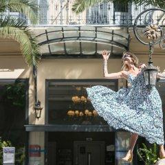 Отель Best Western Lakmi hotel Франция, Ницца - 9 отзывов об отеле, цены и фото номеров - забронировать отель Best Western Lakmi hotel онлайн бассейн