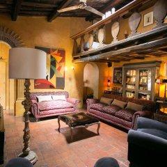 Апартаменты Trastevere Large Apartment With Terrace интерьер отеля