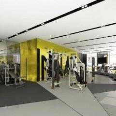 Отель Novotel Singapore on Stevens фитнесс-зал