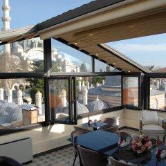 Burckin Suleymaniye Турция, Стамбул - отзывы, цены и фото номеров - забронировать отель Burckin Suleymaniye онлайн балкон