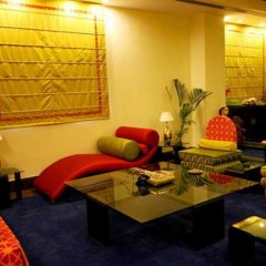 Отель The Indravan Индия, Нью-Дели - отзывы, цены и фото номеров - забронировать отель The Indravan онлайн интерьер отеля