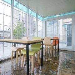 Отель D.H Sinchon Guesthouse Южная Корея, Сеул - отзывы, цены и фото номеров - забронировать отель D.H Sinchon Guesthouse онлайн питание фото 3