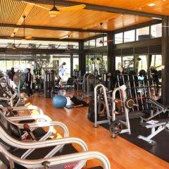 Vineyard Hotel фитнесс-зал