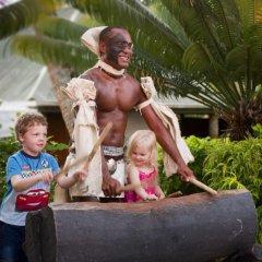 Отель Fiji Hideaway Resort and Spa детские мероприятия