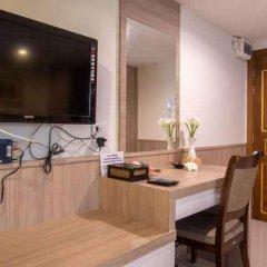 Отель Pratunam Pavilion Бангкок в номере фото 2