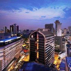 Отель Pan Pacific Serviced Suites Orchard, Singapore Сингапур, Сингапур - отзывы, цены и фото номеров - забронировать отель Pan Pacific Serviced Suites Orchard, Singapore онлайн городской автобус