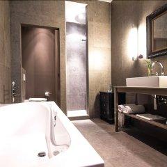 Отель Les Nuits Антверпен ванная