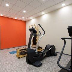 Отель Adagio access München City Olympiapark Мюнхен фитнесс-зал