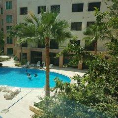 Отель Petra Palace Hotel Иордания, Вади-Муса - отзывы, цены и фото номеров - забронировать отель Petra Palace Hotel онлайн бассейн фото 3