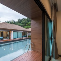 Отель Chermantra Aonang Resort and Pool Suite комната для гостей