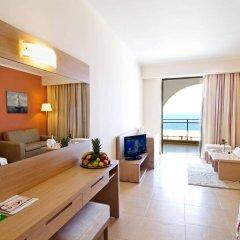Отель The Kresten Royal Villas & Spa Греция, Родос - отзывы, цены и фото номеров - забронировать отель The Kresten Royal Villas & Spa онлайн комната для гостей