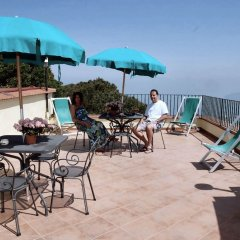 Grand Hotel Hermitage & Villa Romita бассейн фото 2