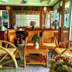 Отель Thepparat Lodge Krabi гостиничный бар