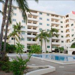 Отель Condominio Hacienda del Sol Масатлан бассейн