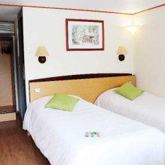 Отель Campanile Saumur Франция, Сомюр - отзывы, цены и фото номеров - забронировать отель Campanile Saumur онлайн комната для гостей фото 2