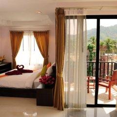 Ice Kamala Beach Hotel комната для гостей фото 3