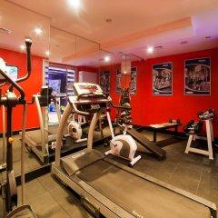 Отель Ramada Istanbul Old City фитнесс-зал фото 2