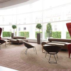 Отель Novotel Brugge Centrum Бельгия, Брюгге - отзывы, цены и фото номеров - забронировать отель Novotel Brugge Centrum онлайн интерьер отеля фото 2