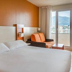 Отель ILUNION Fuengirola Испания, Фуэнхирола - отзывы, цены и фото номеров - забронировать отель ILUNION Fuengirola онлайн комната для гостей фото 3