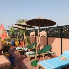 Отель Riad El Walida Марокко, Марракеш - отзывы, цены и фото номеров - забронировать отель Riad El Walida онлайн пляж