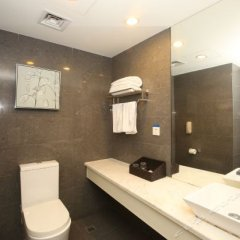Yiwu Commatel hotel ванная