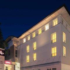 Отель Mercure Salzburg City Австрия, Зальцбург - 1 отзыв об отеле, цены и фото номеров - забронировать отель Mercure Salzburg City онлайн вид на фасад фото 3