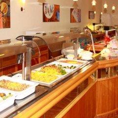 Hotel Santo Tomas Эс-Мигхорн-Гран питание фото 3