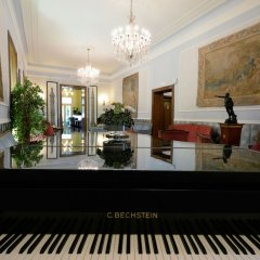 Отель Giulio Cesare Италия, Рим - 3 отзыва об отеле, цены и фото номеров - забронировать отель Giulio Cesare онлайн интерьер отеля фото 2
