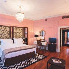 DOM Boutique Hotel комната для гостей
