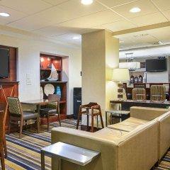 Отель Comfort Inn Downtown DC/Convention Center США, Вашингтон - отзывы, цены и фото номеров - забронировать отель Comfort Inn Downtown DC/Convention Center онлайн гостиничный бар