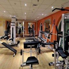 Ramada Hotel Dubai фитнесс-зал