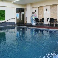 Отель Le Monet Hotel Филиппины, Багуйо - отзывы, цены и фото номеров - забронировать отель Le Monet Hotel онлайн бассейн фото 2
