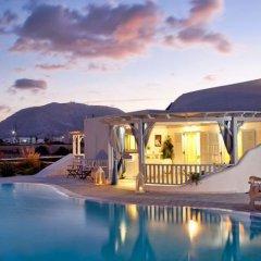 Отель La Maison Private Villa Греция, Остров Санторини - отзывы, цены и фото номеров - забронировать отель La Maison Private Villa онлайн бассейн фото 2