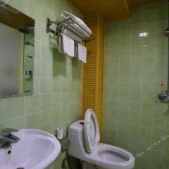 Отель Jiaxin Hostel Китай, Сиань - отзывы, цены и фото номеров - забронировать отель Jiaxin Hostel онлайн ванная фото 2