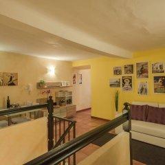 Отель Rome King Suite фитнесс-зал