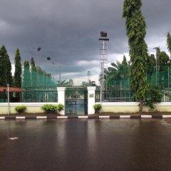 Отель Ascot Resort and Hotel Нигерия, Энугу - отзывы, цены и фото номеров - забронировать отель Ascot Resort and Hotel онлайн приотельная территория