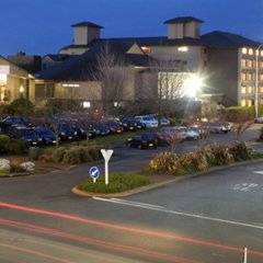 Millennium Hotel Rotorua парковка