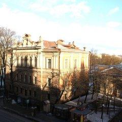 Отель Меблированные комнаты На Садовой Санкт-Петербург балкон
