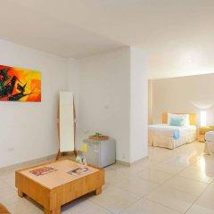Отель MS Centenario Superior Колумбия, Кали - отзывы, цены и фото номеров - забронировать отель MS Centenario Superior онлайн комната для гостей фото 3