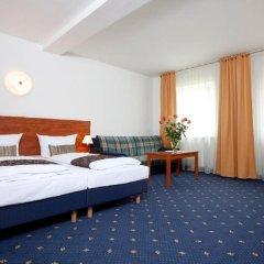 Отель Atrium Charlottenburg Берлин комната для гостей фото 3