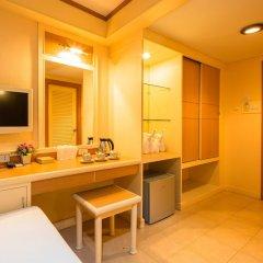Отель Patong Inn Таиланд, Патонг - отзывы, цены и фото номеров - забронировать отель Patong Inn онлайн удобства в номере фото 2