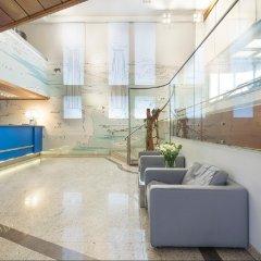 Отель C-Hotels Atlantic Милан интерьер отеля