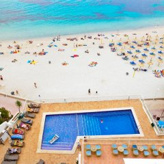 Hotel Spa Flamboyan Caribe пляж фото 2