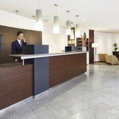 Отель NH Wien City Австрия, Вена - 7 отзывов об отеле, цены и фото номеров - забронировать отель NH Wien City онлайн интерьер отеля фото 3