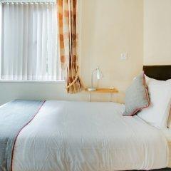 Отель Onslow Guesthouse Великобритания, Глазго - отзывы, цены и фото номеров - забронировать отель Onslow Guesthouse онлайн комната для гостей