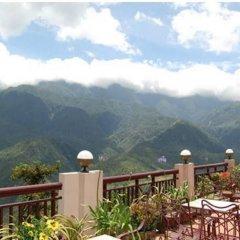 Grand View Sapa Hotel балкон