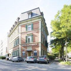 Hotel Alpenblick парковка