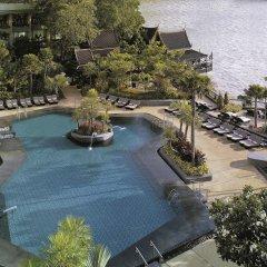 Отель Shangri-la Бангкок бассейн